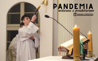 Pandemia widziana z prezbiterium – świadectwa