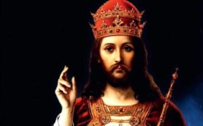 Dziś Uroczystość Chrystusa Króla Wszechświata