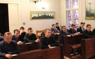 Z wizytą w Wyższym Seminarium Duchownym w Gorzowie Wlkp.