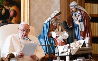 Papież Franciszek podczas dzisiejszej audiencji zwrócił się do Polaków