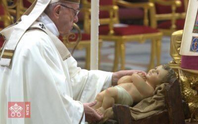 Kalendarz celebracji papieskich w okresie Bożego Narodzenia