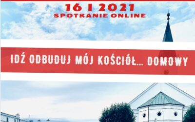 """""""Idź odbuduj mój Kościół… domowy"""" – Kongres Młodzieży Polonijnej"""