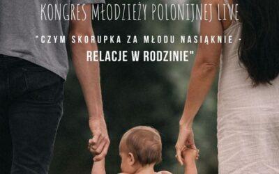 Trwają zapisy na V Kongres Młodzieży Polonijnej