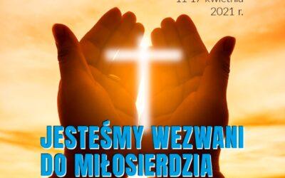 Rozpoczyna się Tydzień Miłosierdzia