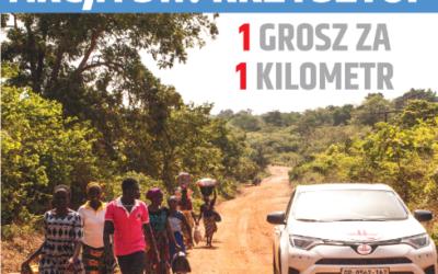 Ogólnopolski Tydzień św. Krzysztofa – pomóż misjonarzom nabyć środki transportu