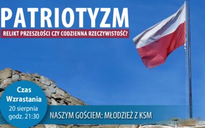 Dziś Westerplatte Młodych i Czas Wzrastania