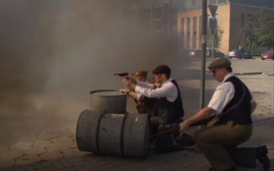 Cześć i chwała bohaterom! Zobacz rekonstrukcję Powstania Warszawskiego