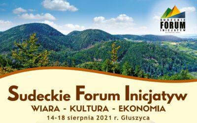 Sudeckie Forum Inicjatyw – Wiara, Kultura, Ekonomia, Koncerty