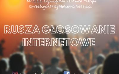 Już wiemy kto zaśpiewa na Hosanna Festival!